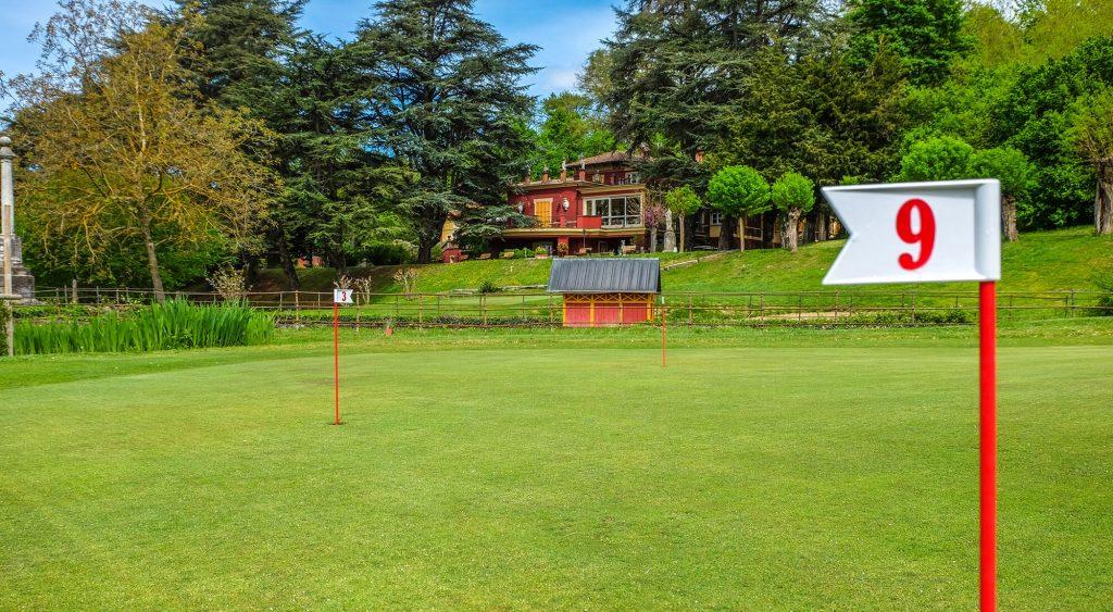Golf Club Villa Carolina Campo Pratica