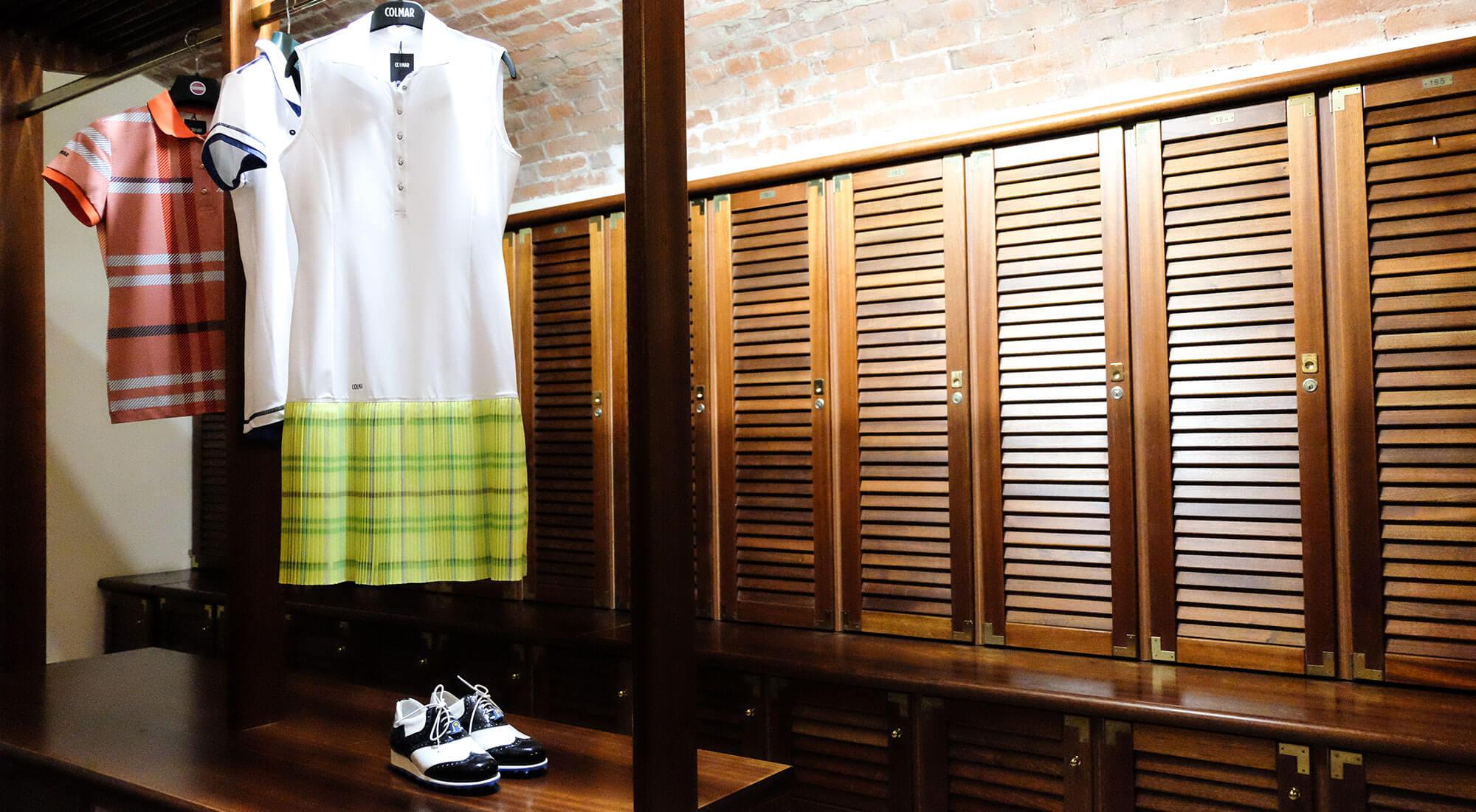 Golf Club Villa Carolina Dresscode