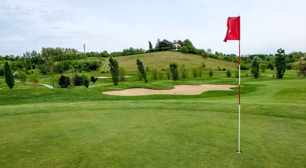 "Golf Club Villa Carolina Percorso ""La Marchesa"""