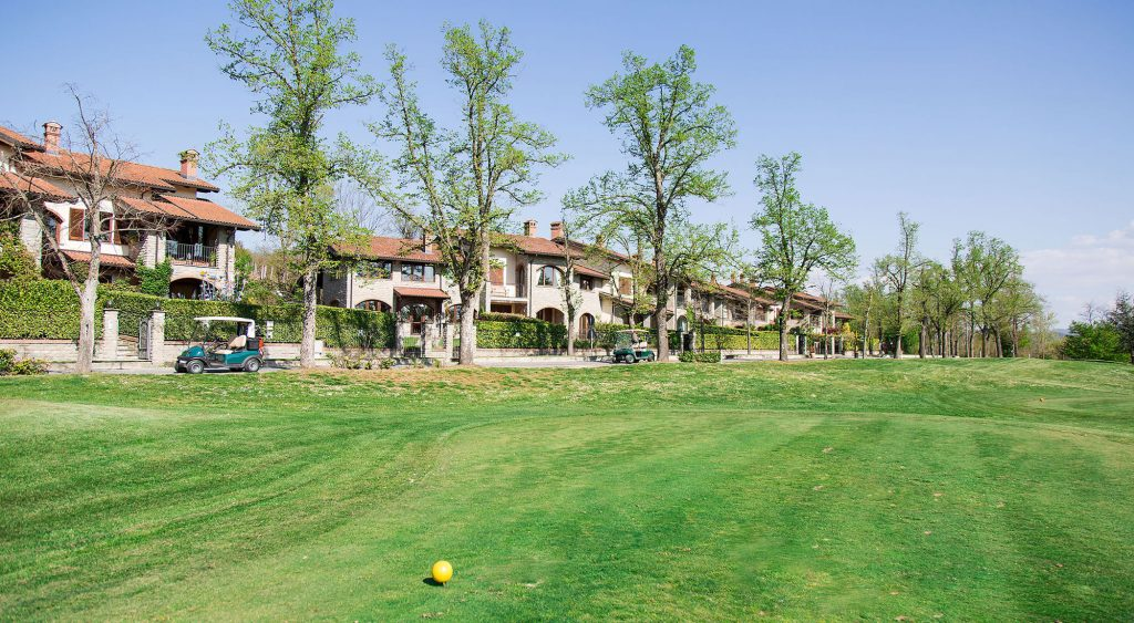 Golf Club Villa Carolina Percorso Marchesa