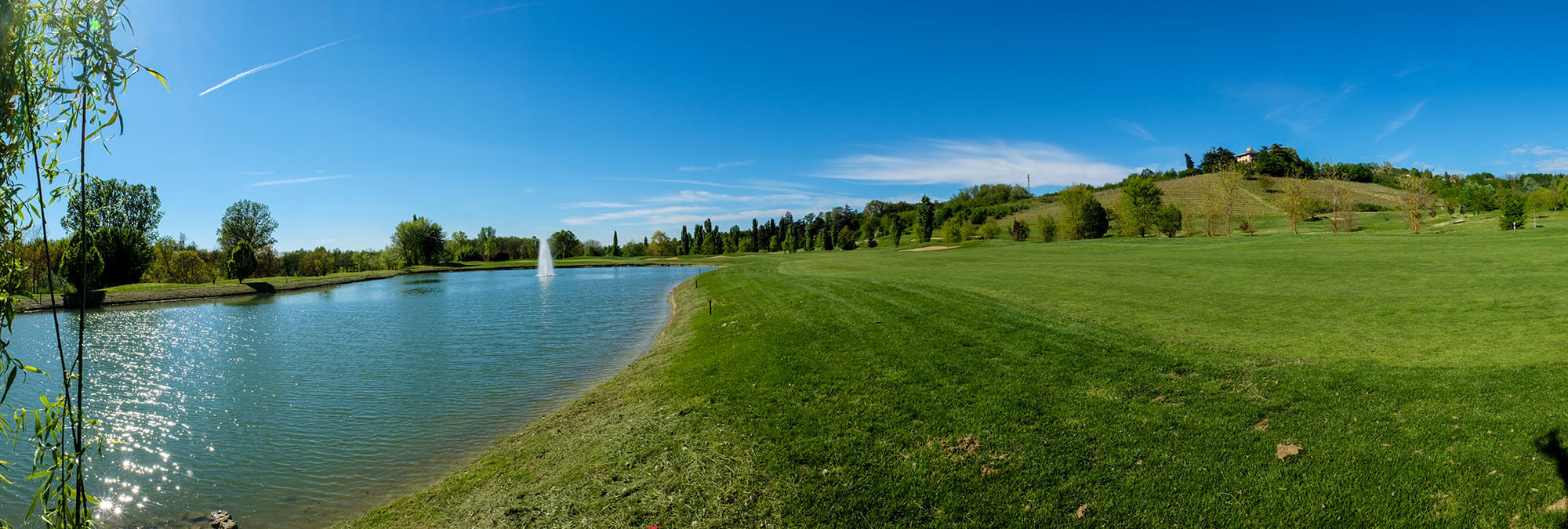 Golf Club Villa Carolina Percorso Paradiso