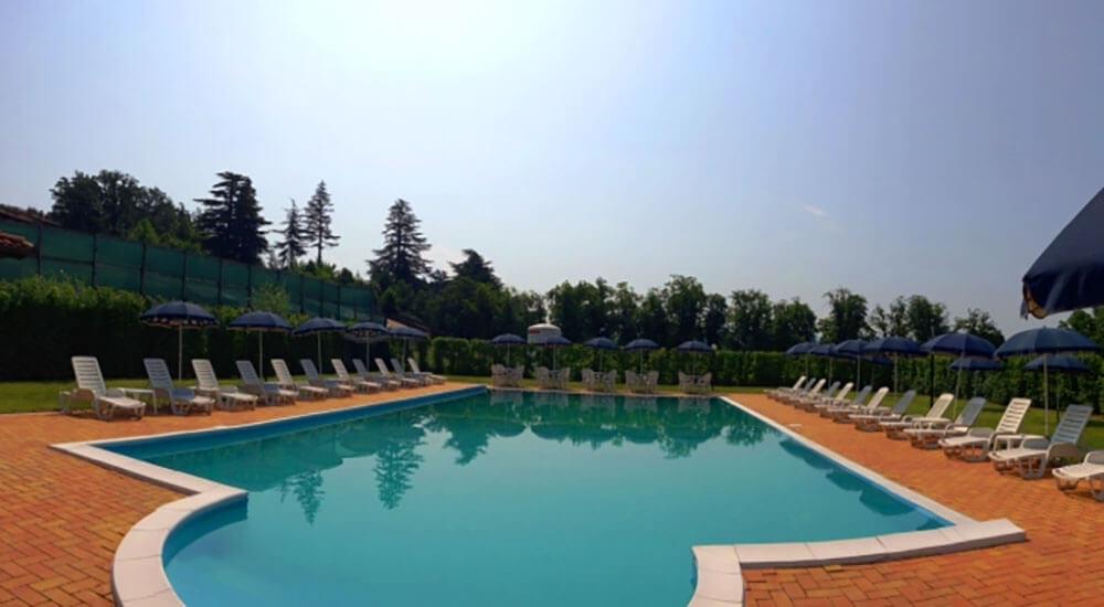 Golf Club Villa Carolina Piscina