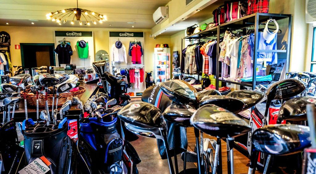 Golf Club Villa Carolina Pro Shop