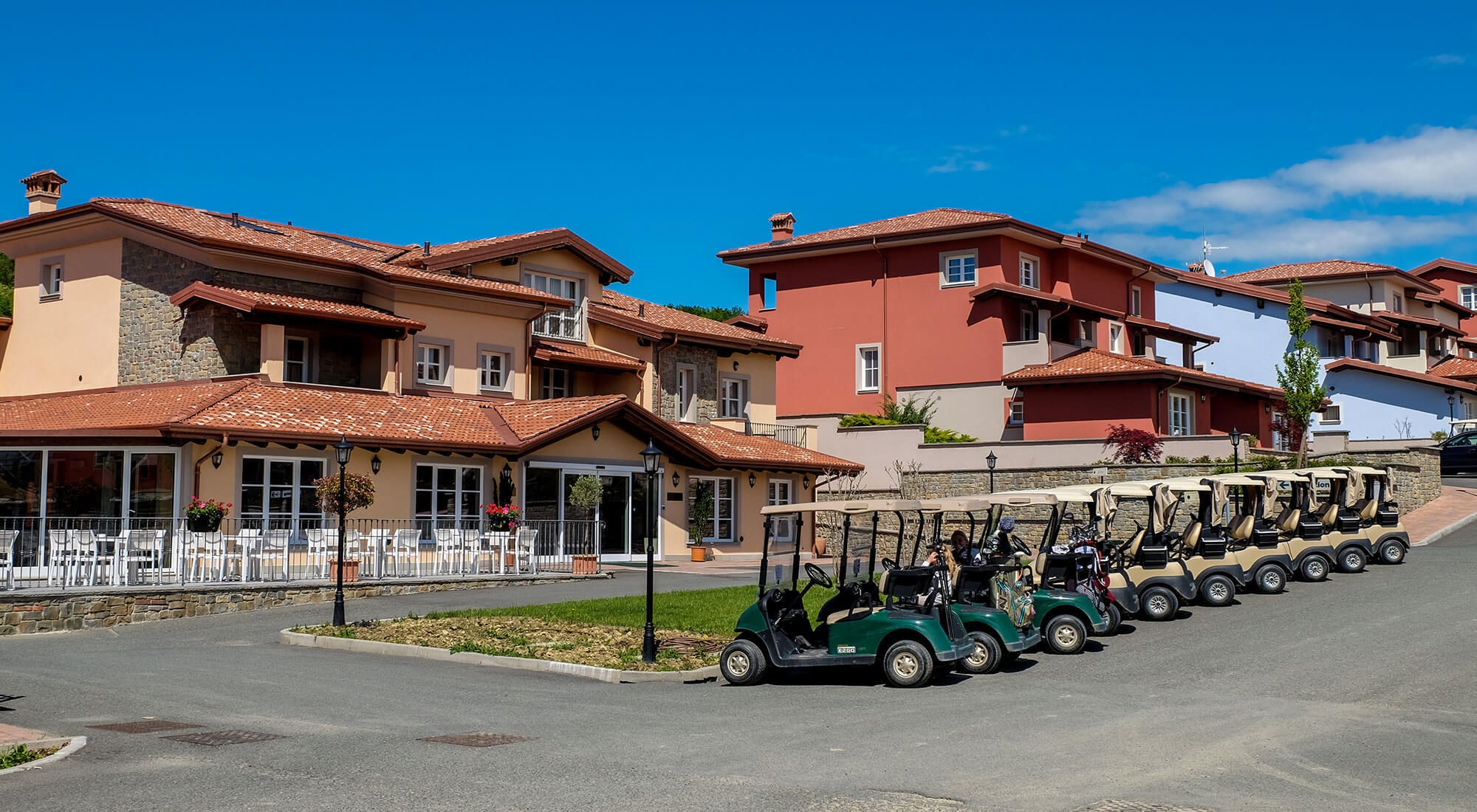 Golf Club Villa Carolina Resort